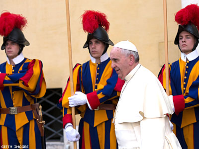 Pope Francis: Kids Must Have Moms and Dads