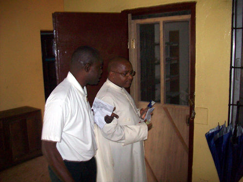 Liberian Priest Denounces Homosexuality in Easter Sermon