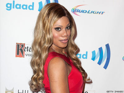 Laverne Cox to Produce MTV & Logo TV Documentary About Trans Teens