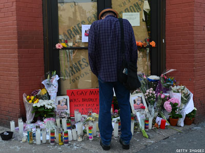 Report: More Than 2,000 Incidents of Anti-LGBT Violence in 2013