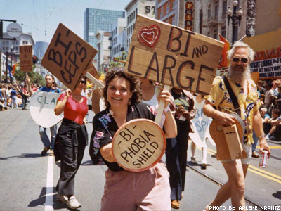 Bisexuality Highlighted In Newest LGBT History Museum Exhibit