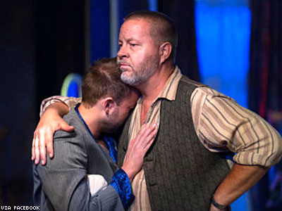 Actor Fired, Play Canceled After Altercation With Antigay Heckler