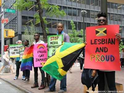 New Campaign Aims to Help Jamaican LGBT Community