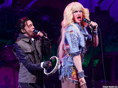 Hedwig and the Angry Inch Cast Album Comes Early