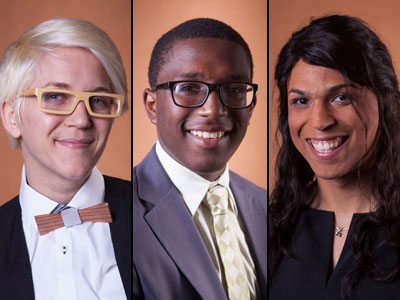 Meet This Year's Inspiring Point Foundation Scholars