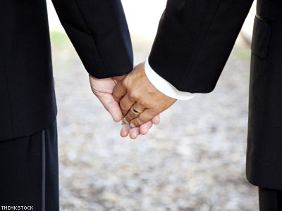 SURVEY: Same-Sex Couples Spend Less, Innovate More in Weddings