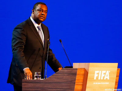 FIFA Officials Can't Even Agree On What Constitutes Homophobia at World Cup