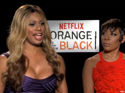WATCH: The Discouraging Response to Laverne Cox's Time Cover She Didn't Expect