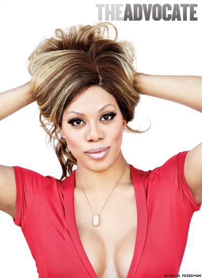 Laverne Cox: The Making of an Icon