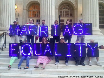 Colorado Marriage Ban Ruled Unconstitutional