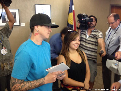 Denver Now Issuing Same-Sex Marriage Licenses