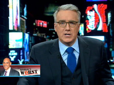 WATCH: Keith Olbermann Eviscerates Tony Dungy for Michael Sam Remarks