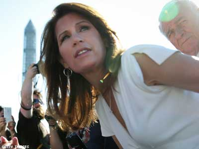 Michele Bachmann Is Back With One of Her Most Homophobic Comments Ever