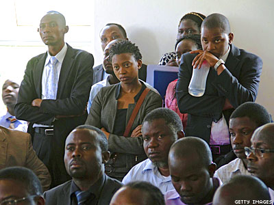 Could Uganda's Constitutional Court Overturn 'Jail the Gays' Law?