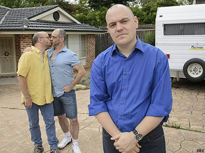 Married Gay Couple to Shack Up With Homophobic Minister in New TV Series