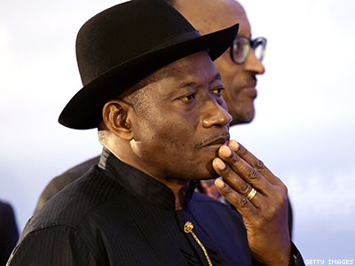 Gay Activist Confronts Nigeria's President on Homophobic Law