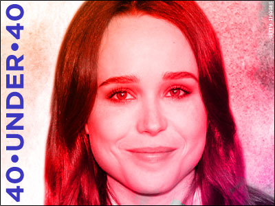 Ellen Page, This Generation's Gay A-Lister