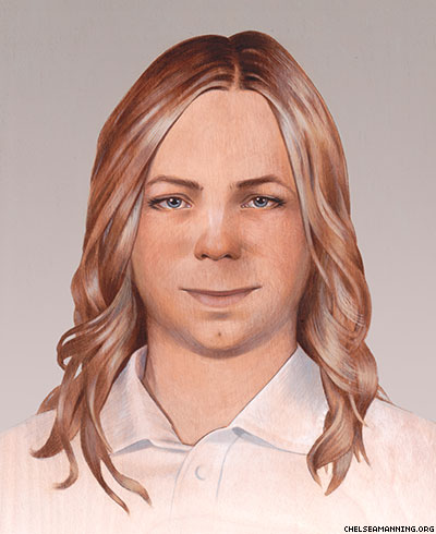 Chelsea Manning Isn't Getting Treatment, Despite Gov't 'Lip Service'