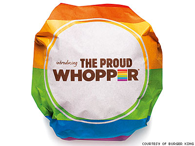 How Proud Is the Proud Whopper?
