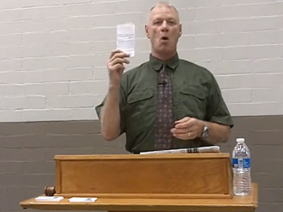 WATCH: Mo. Police Officer Delivers Hate-Filled Speech, Gets Suspended