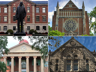 7 Brave Campuses for LGBT Students in the South