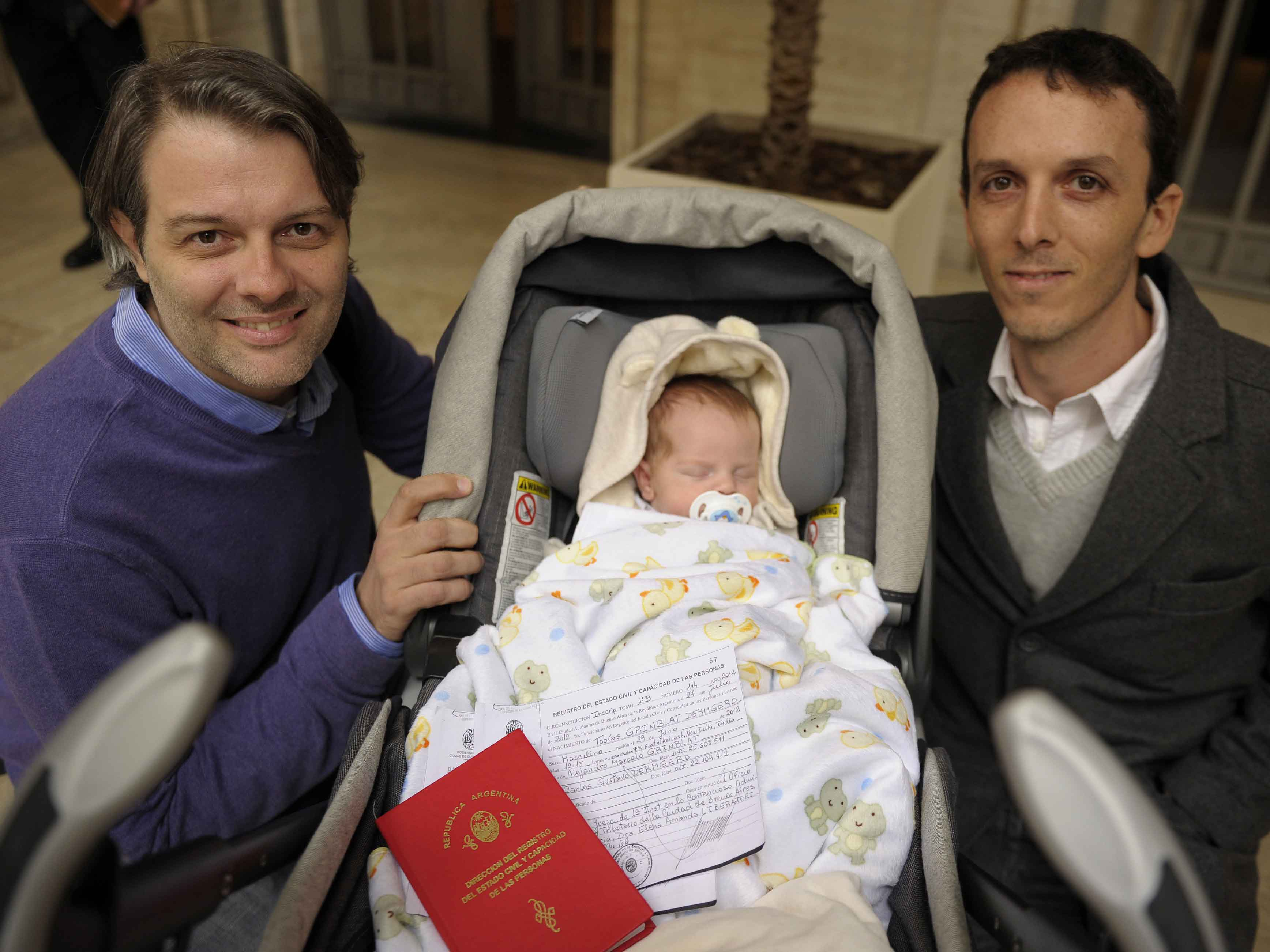 Swiss Gay Fathers Granted Parental Recognition in Landmark Surrogacy Ruling