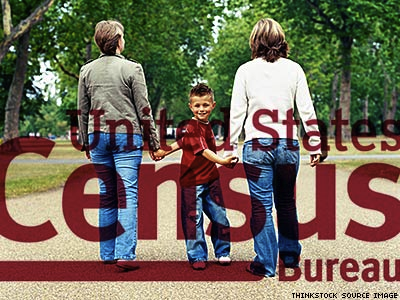 U.S. Census Will Finally Count Gay, Lesbian Families