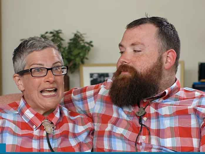 WATCH: Finding the Funny in 'Ex-Gay' Marriages and a Queerpocalypse