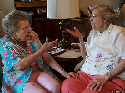 Meet the Iowa Lesbians Finally Married After 72 Years