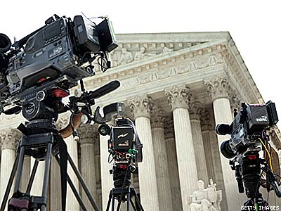 WATCH: Supreme and Federal Courts Play Waiting Game on Marriage