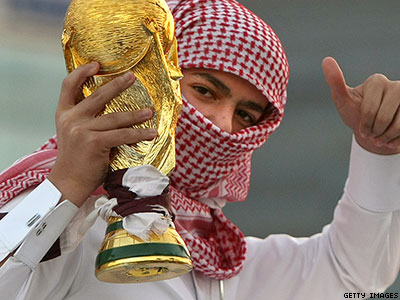 Is Antigay Qatar Too Hot to Host World Cup?