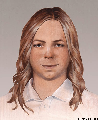Chelsea Manning Sues Federal Government for Hormone Therapy