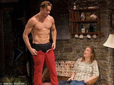 Gay Playwright, Gay-Inclusive Comedy Are Most Popular This Season