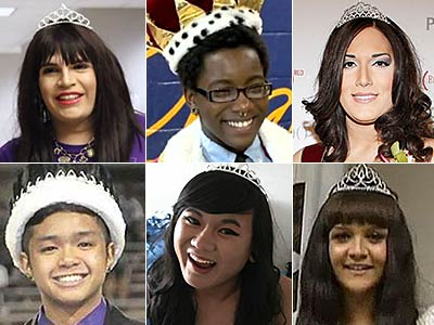 11 Transgender Kings and Queens Who Ruled the School