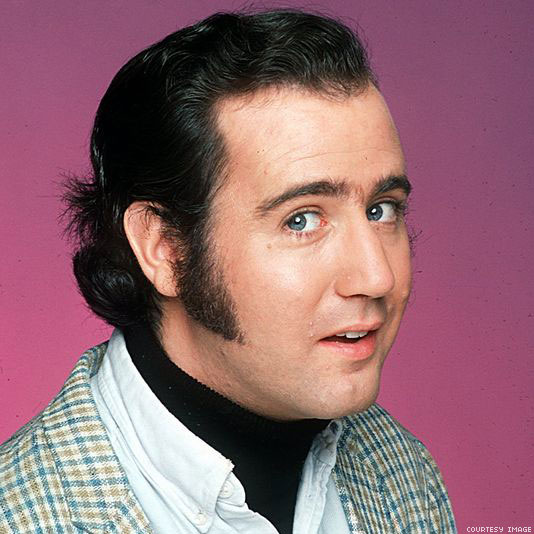 Book Claims Comedian Andy Kaufman Still Lives, Possibly  Bisexual
