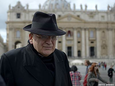 Amid Conservative Outcry, Vatican 'Clarifies' Gay-Supportive Document