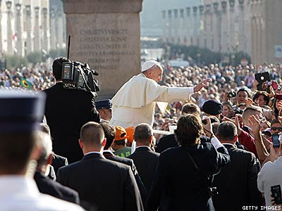 Four Other Vatican Overtures to LGBT People