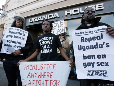 Op-ed: LGBT Americans Celebrate, But Atrocities Abroad Escalate
