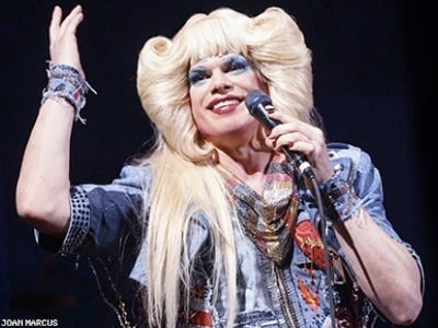 PHOTOS: Michael C. Hall Wigs Out in Hedwig