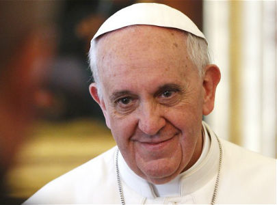 'God's Not Afraid of New Things,' Pope Tells Antigay Bishops