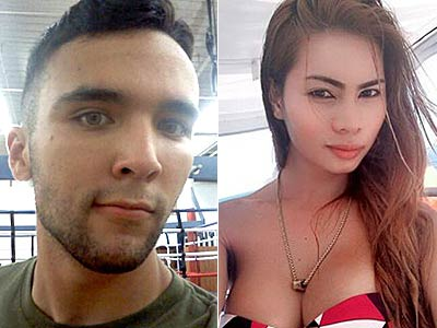 PHOTOS: U.S. Marine Now in Filipino Custody After Protests Over Trans Woman's Murder