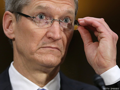 WATCH: Here's What Tim Cook Thinks About Firing LGBT Workers