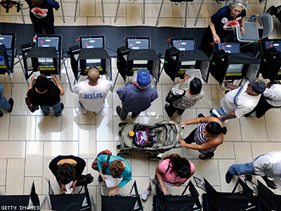 What Exit Polls Say About LGBT Voters, Equality