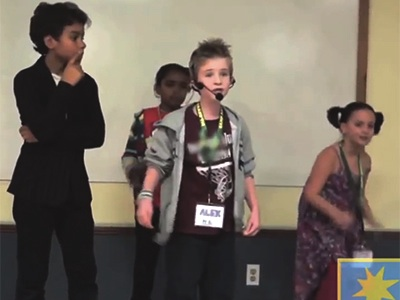 WATCH: 8-Year-Old Trans Boy's Epic Coming-Out Rap Goes Viral