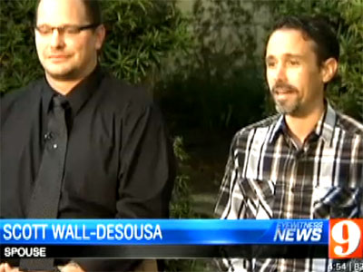 Florida DMV Threatens Driver's Licenses of Married Same-Sex Couple