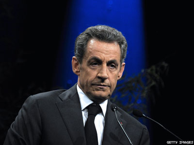 Nicolas Sarkozy Wants to Reverse Marriage Equality in France