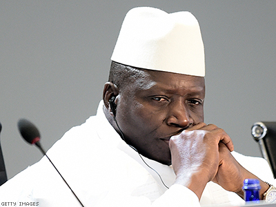 In Gambia, Being LGBT Now Means Torture, Life in Jail