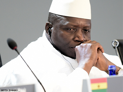 U.S. Issues First Response to Gambia's New 'Jail-the-Gays' Law