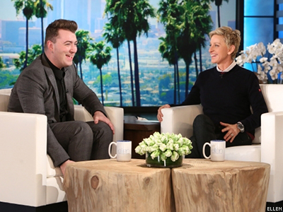 Sam Smith: I Want to Be More Than a Gay Spokesman