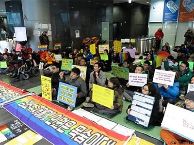 Seoul's Mayor Apologizes for Nixing Gay Rights Charter